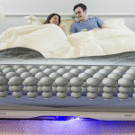 "This ""smart bed"" claims it can create the ideal conditions for awesome sleep"