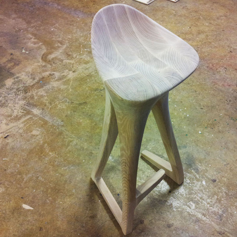 The Betty Stool by Elena Rogna