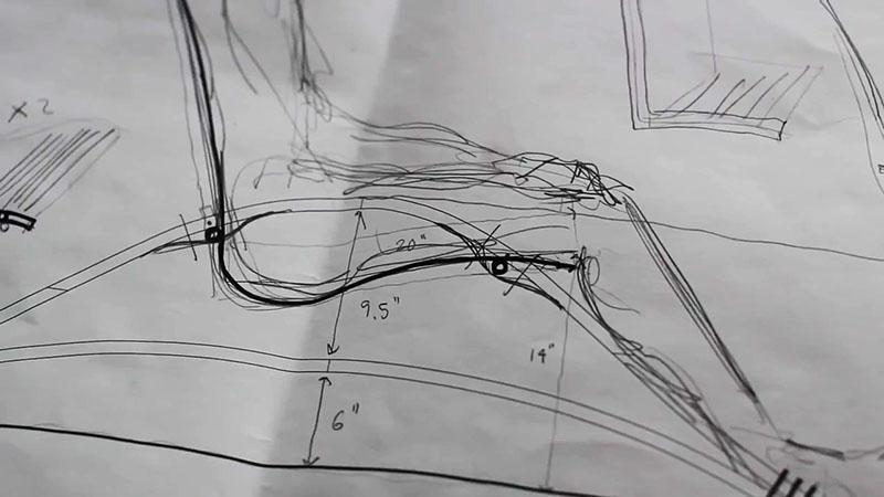 آموزش تصویری ساخت یک صندلی چوبی + ویدیو