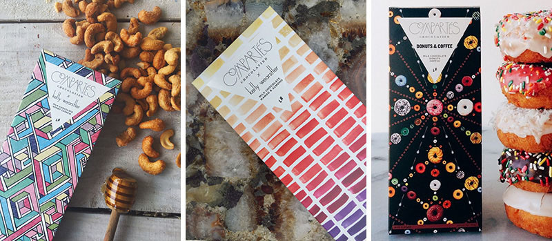 13 Chocolate Bar Brands That Emphasize Graphic Design On Their Packaging