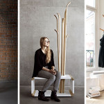 8 Examples Of Creatively Designed Coat Stands