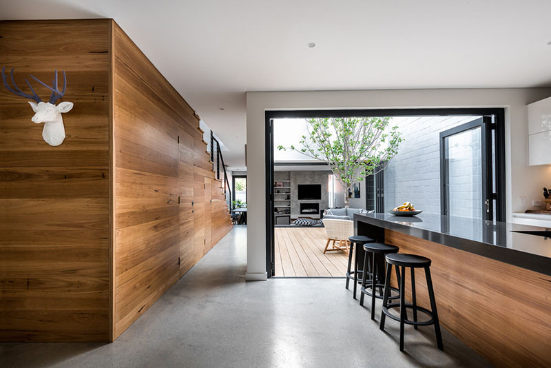 The Claremont Residence, designed by Keen Architecture