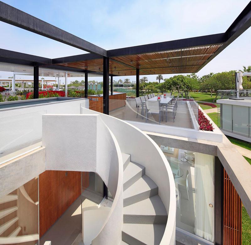 ASIA House by Jorge Marsino Prado
