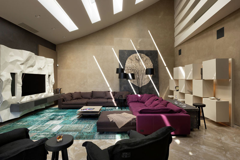 House in Kharkiv by Sbm studio