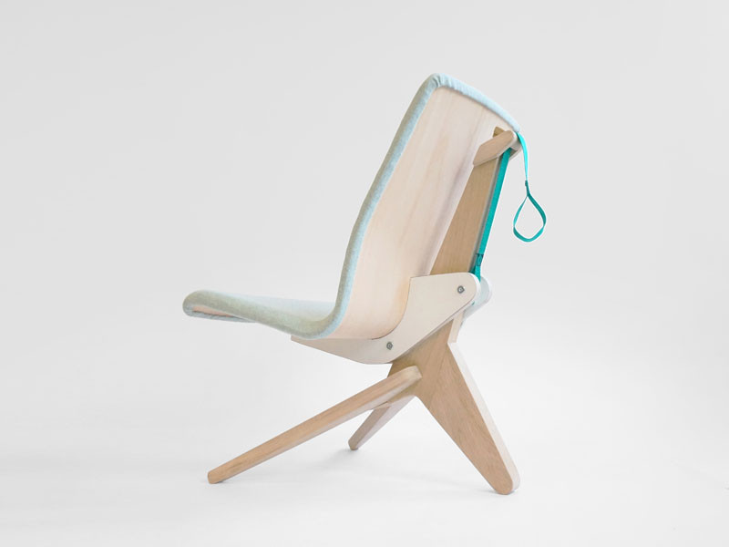 The Hybrid Chair by Studio Lorier