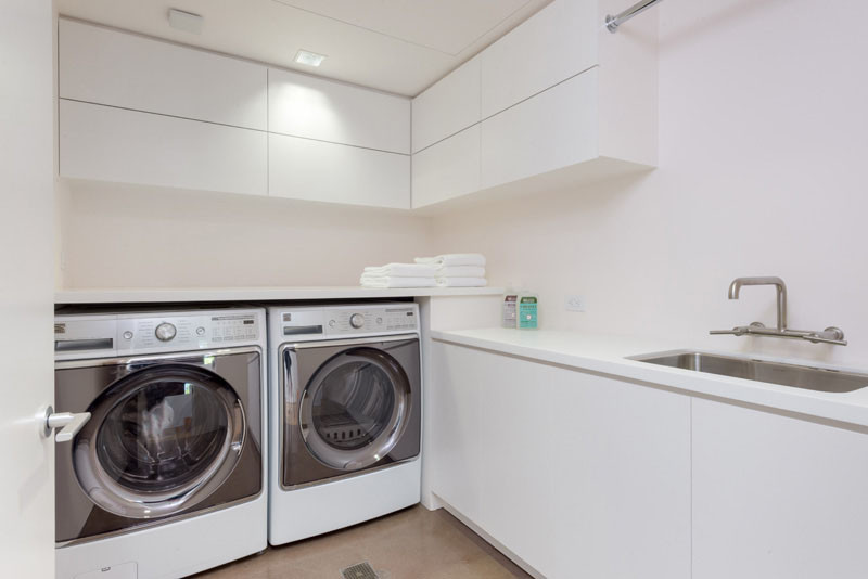 9 Inspirational Laundry Rooms