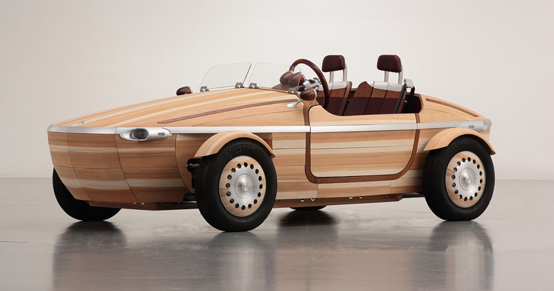 The Setsuna Concept Car by Toyota