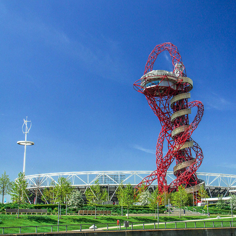 World's Longest Tunnel Slide Coming to London