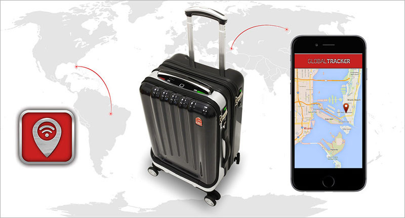 5 Awesome Features Found In The Latest Smart Luggage