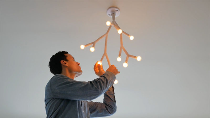 This Modular Light Lets You Design What It Looks Like