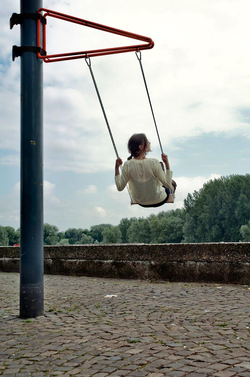Swing, designed by Thor Ter Kulve for Weltevree
