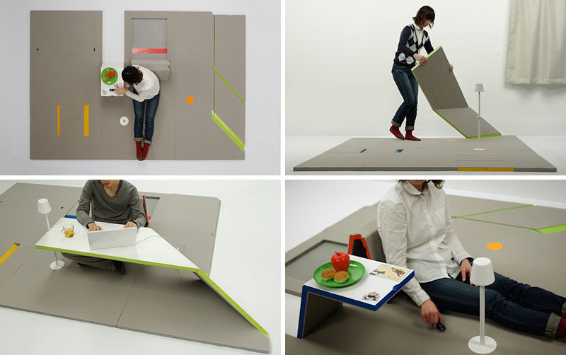 8 Surprising Pieces Of Furniture That Transform Into Something Else