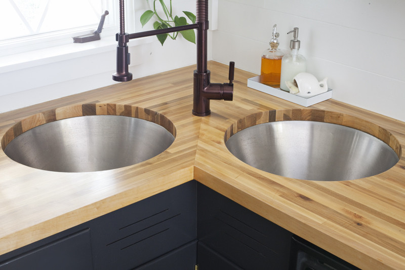 Undermount Sink Mounting : ... Why You Should Have An Undermount Sink In Your Kitchen CONTEMPORIST