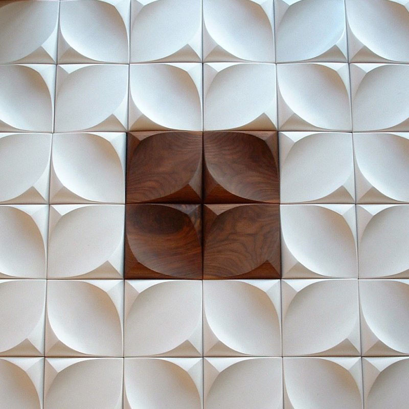 Wall Tiles Design Patterns : Creative d wall tile designs to help you get some