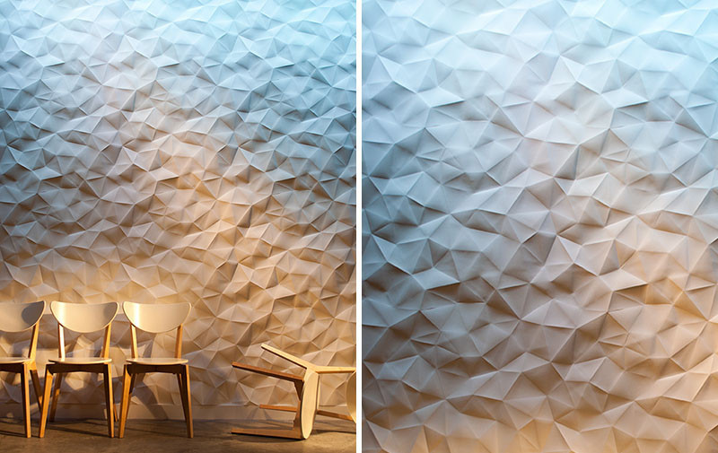 25 Creative 3D Wall Tile Designs To Help You Get Some Texture On ...