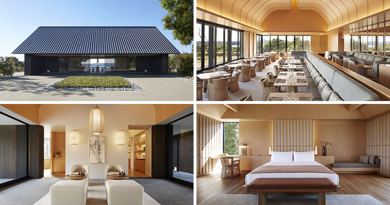 Category japanese hotel for Design hotel japan