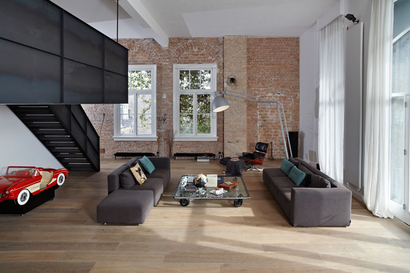 Canal House by Witteveen Architecten