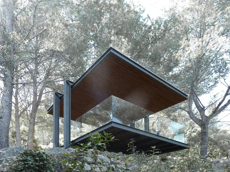 Pavilion MAL by Philipp Bretschneider