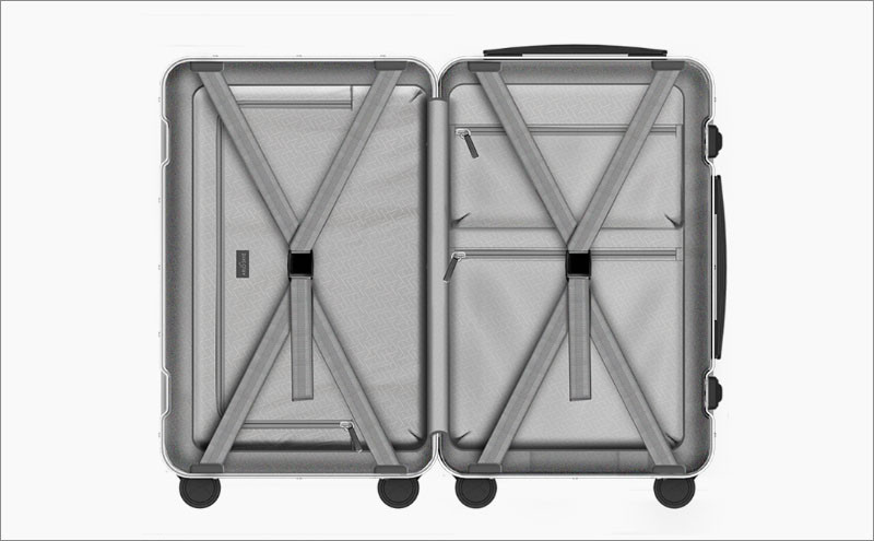 Arlo Skye launch a carry on suitcase for the design obsessed