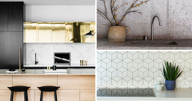 kitchen backsplash material options 9 ideas for backsplash materials you can install in your 19149
