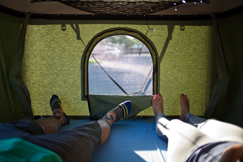 This Rooftop Box Just Made Camping A Whole Lot Easier