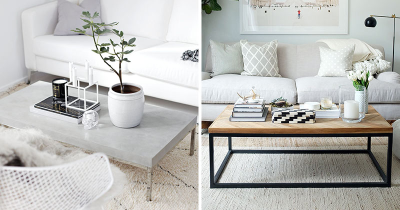 5 Reasons Why Candles And Coffee Tables Are Made For Each Other Contemporist