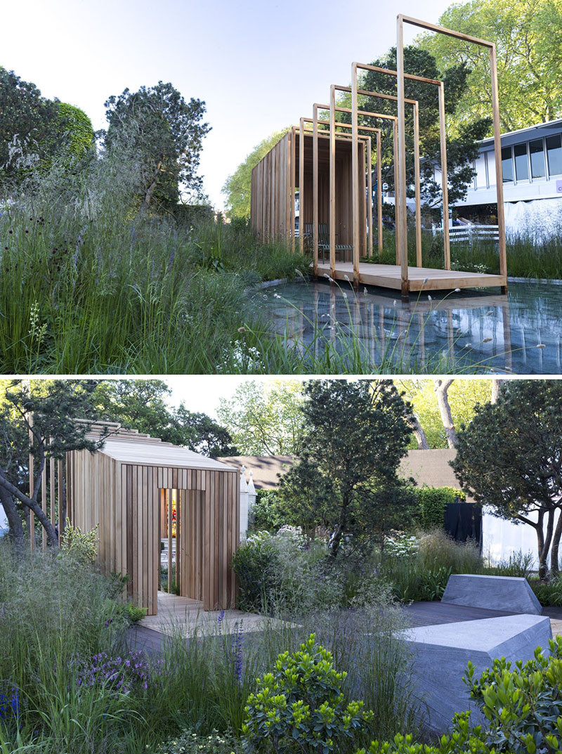 12 inspirational garden designs from the 2016 chelsea flower show the cloudy bay garden