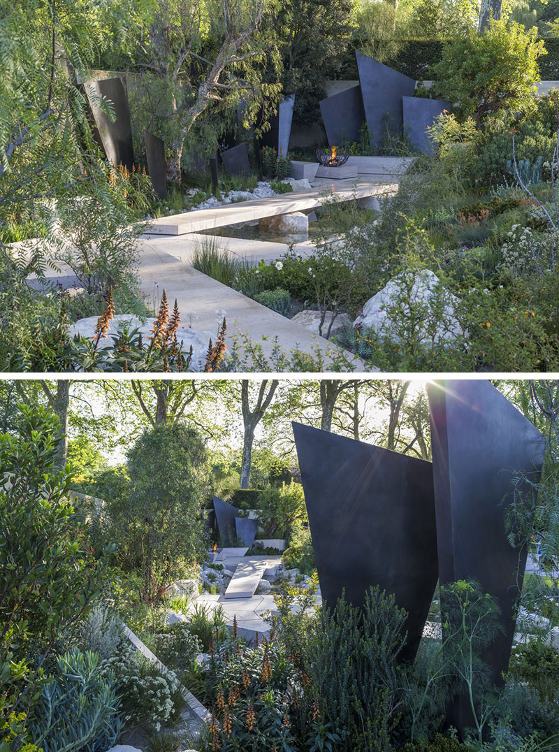 12 Inspirational Garden Designs From The 2016 Chelsea Flower Show // The Telegraph Garden, designed by Andy Sturgeon.