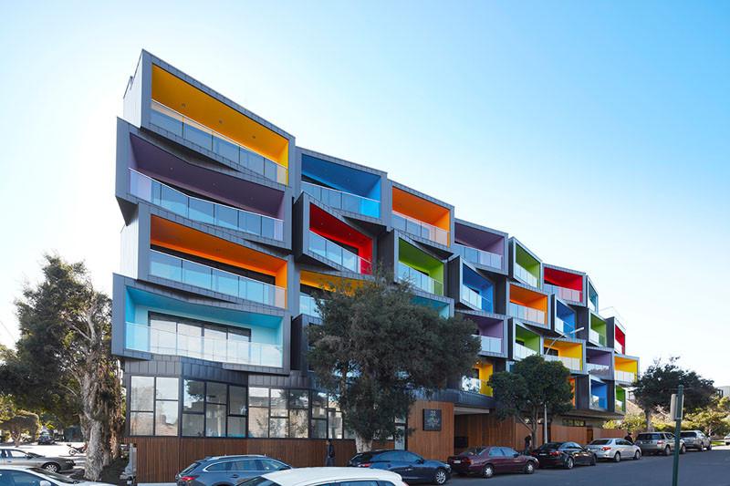 Spectrum Apartments by KUD (Kavellaris Urban Design)