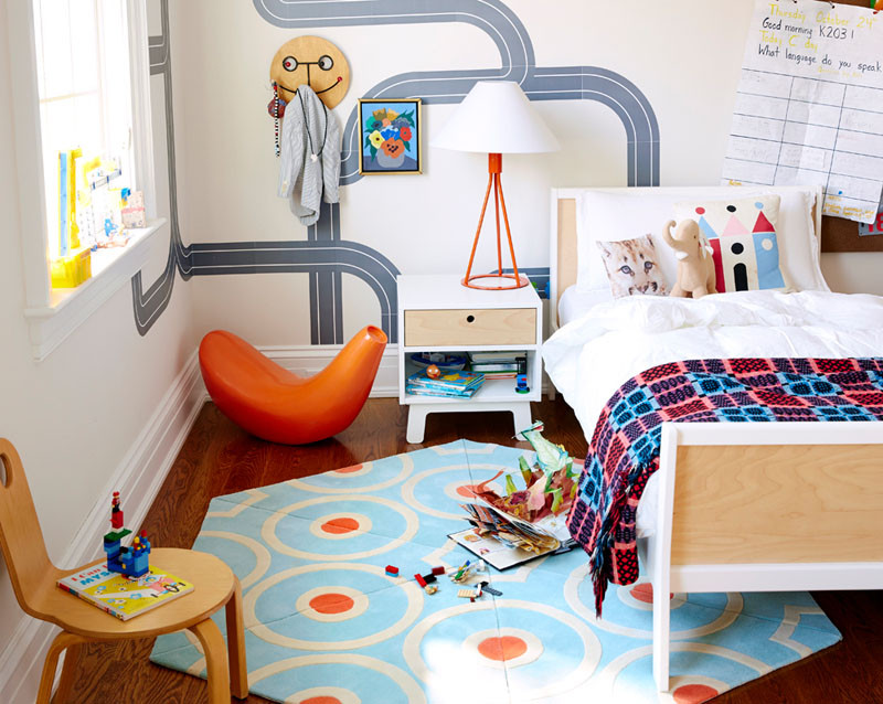 How to Brighten a Children's Room