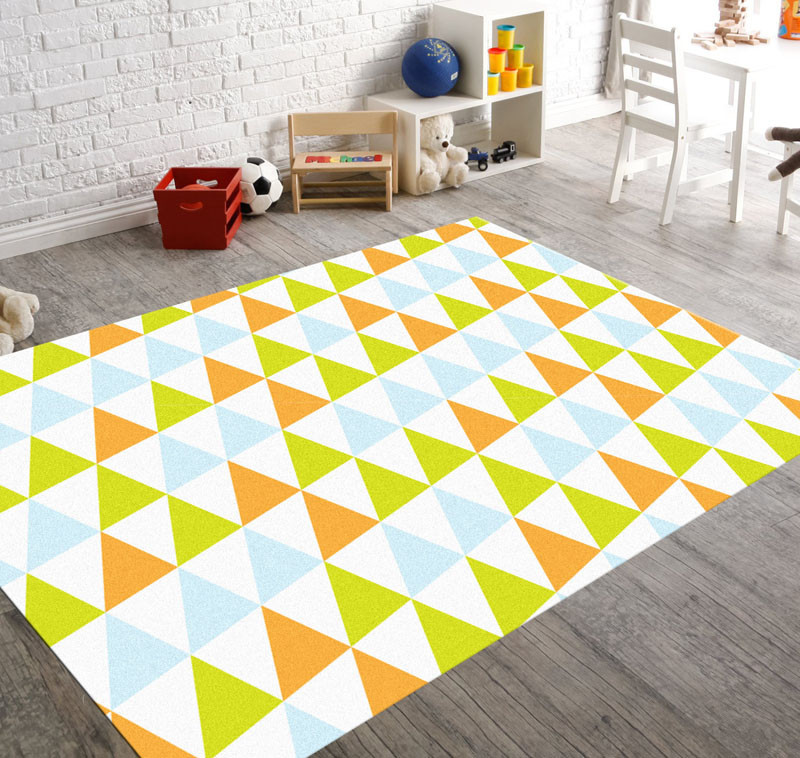 10 Colorful Rugs To Brighten Up Any Kids Room
