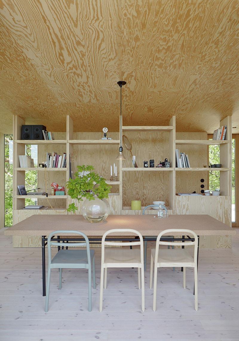 Aspvik House by Andreas Martin-Löf Arkitekter