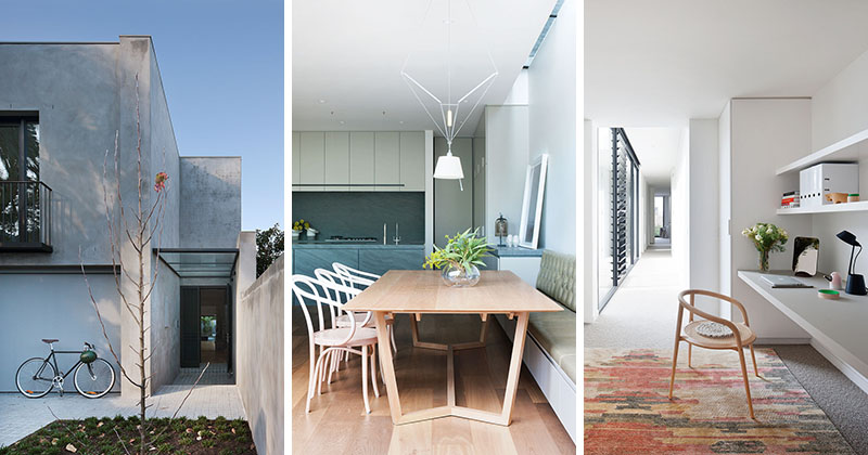 See Inside The Contemporary Renovation Of A 1980s Home In