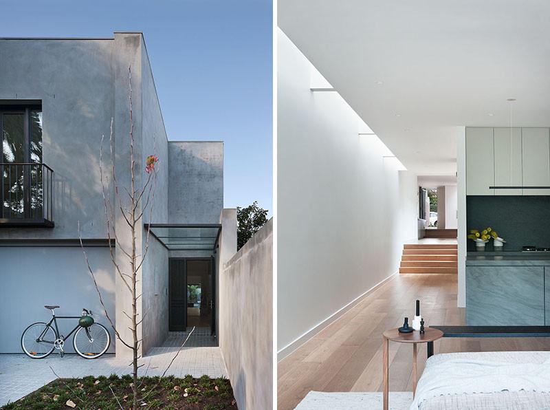 Courtyard House by Robson Rak