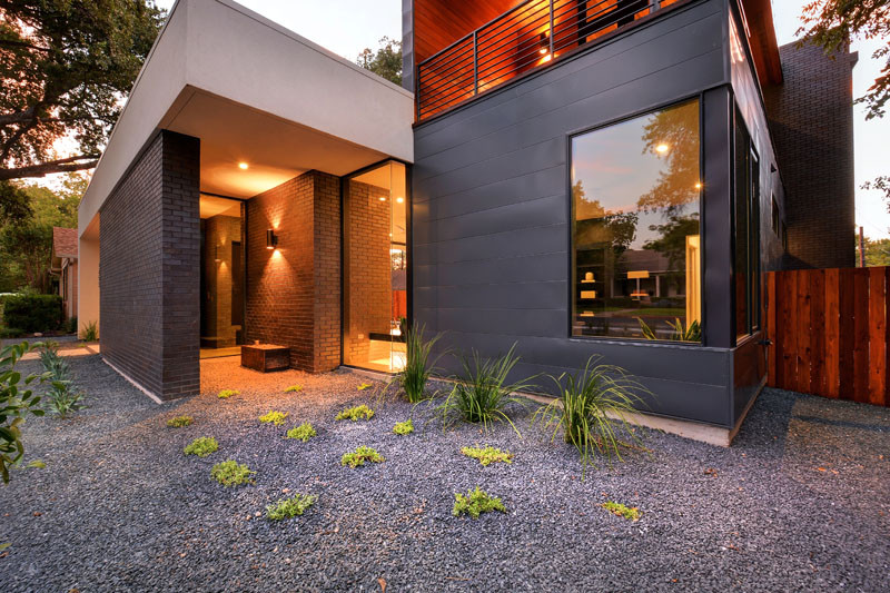 Main Stay House in Austin, Texas, designed by Matt Fajkus Architecture (MF Architecture)