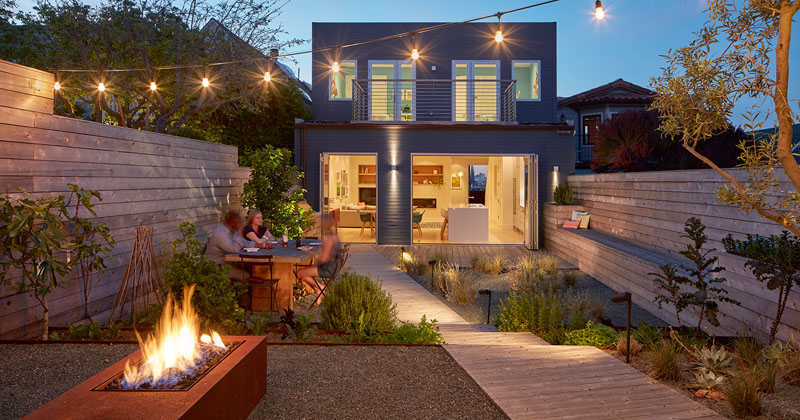 This San Francisco Home Is An Urban Oasis For A Family Of Four