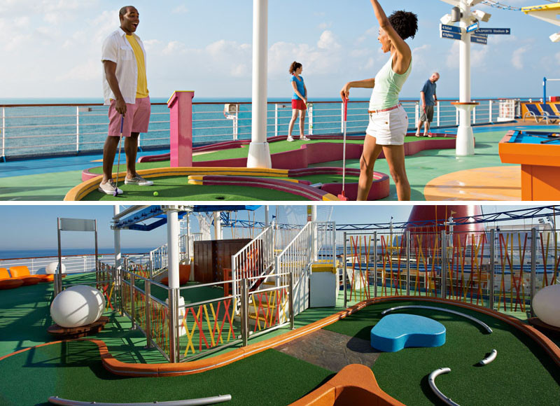 20 Of The Craziest Things You Ll Find On Cruise Ships