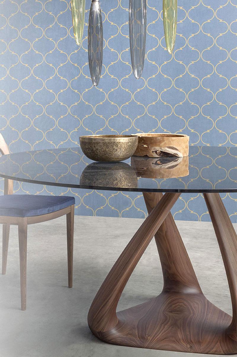 Rizoma, designed by Angelo Tomaiuolo and produced by Tonin Casa