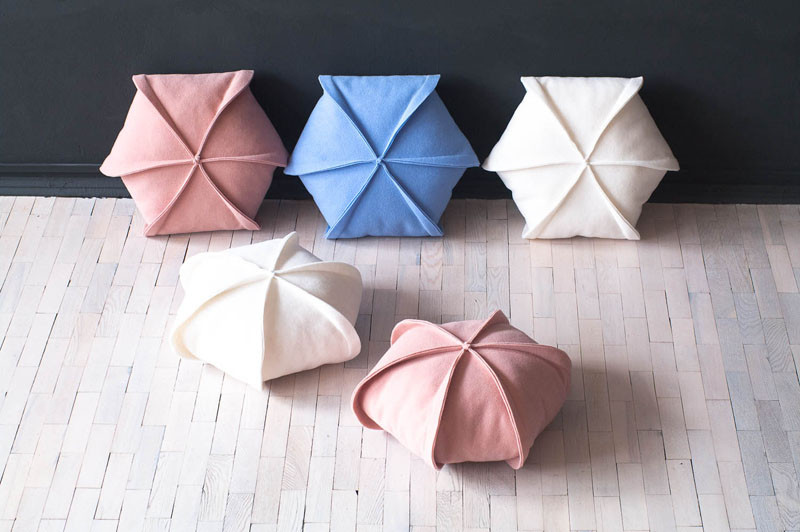 22 Ways To Introduce Felt Into Your Home
