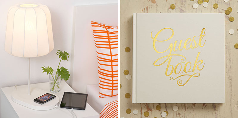 14 Guest Room Essentials To Make Sure Your Visitors Feel At Home