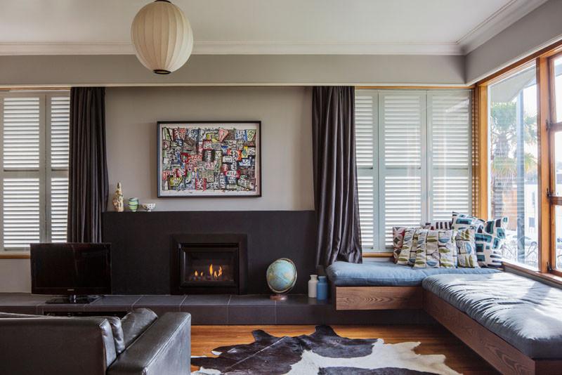 The Bonita Room Alteration by Irving Smith Architects
