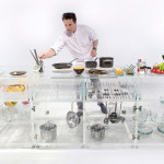 This Transparent Kitchen Puts Everything On Display