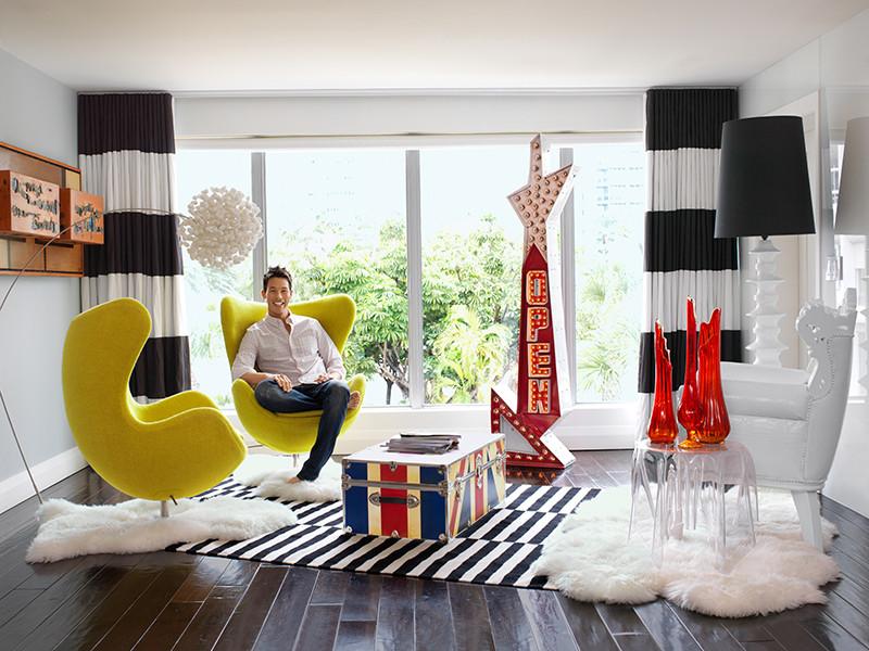 HGTV Star David Bromstad, Is Selling His Condo...Take A Sneak Peek Inside