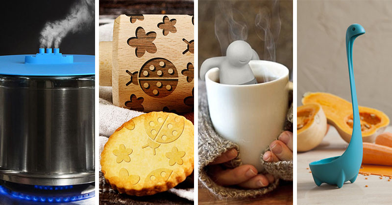 Whimsical Kitchen Gadgets