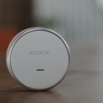 Knocki Makes Things Happen When You Knock On A Surface It's Connected To