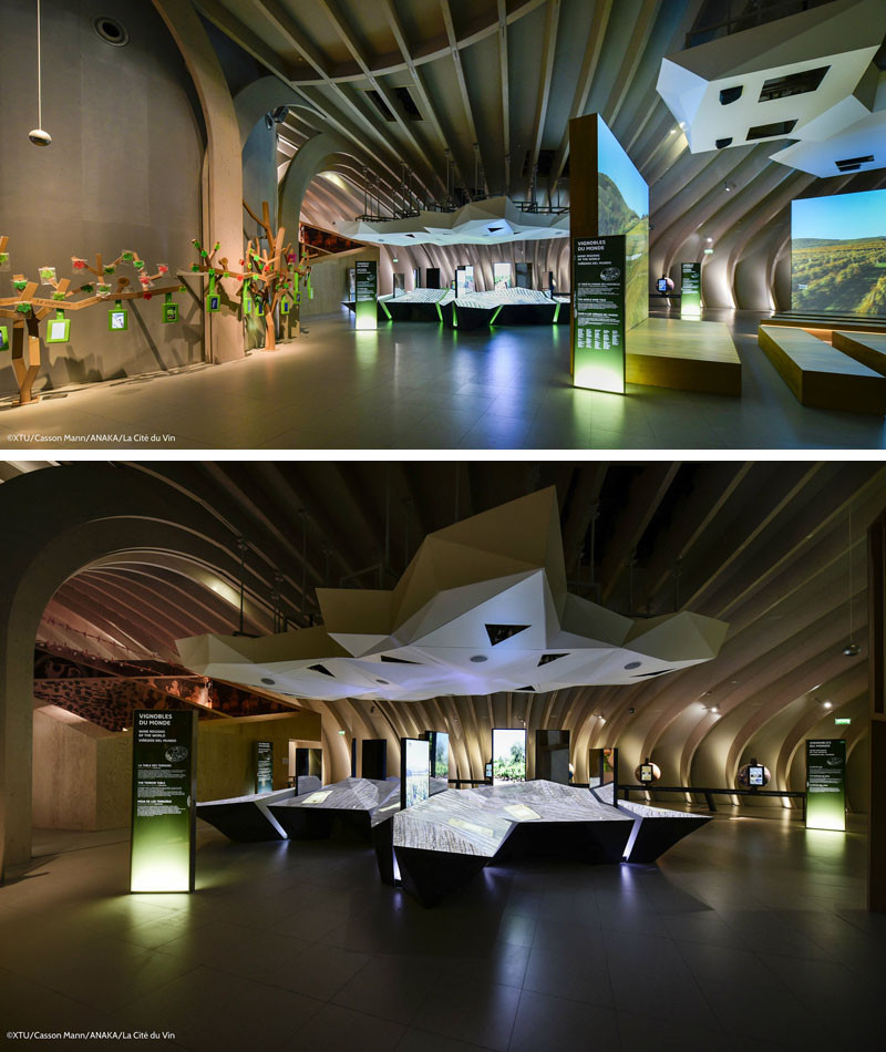 """""""La Cite du Vin"""", or """"the City of Wine"""", is a mix between a theme park and a museum all about WINE opening June 1, in Bordeaux, France, the wine capital of the world."""