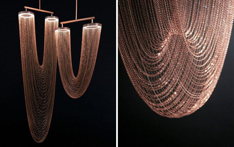 OTÉRO Lighting by Larose Guyon