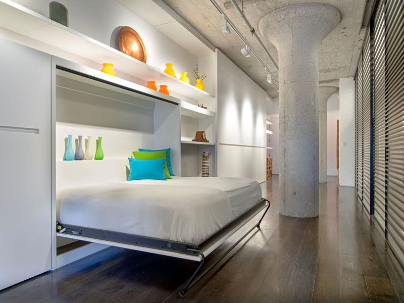 BEFORE and AFTER - This San Francisco Loft Was Completely Transformed