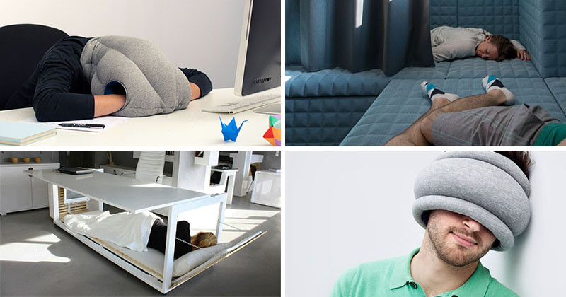 Ideas For Ways to Nap at Work