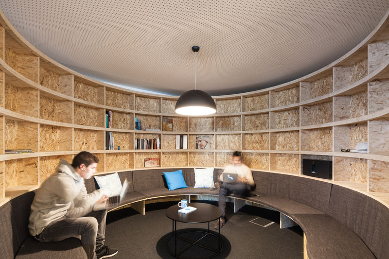 Uniplaces Headquarters by Paralelo Zero